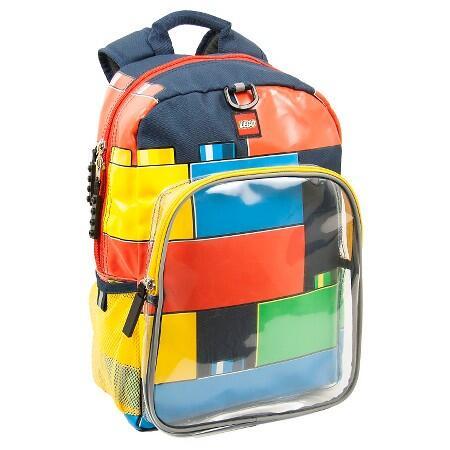 Para los fans de Lego, esta mochila es todo lo que necesitan para volver...