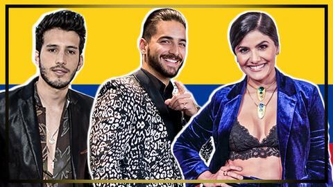 Colombianos nominados LG