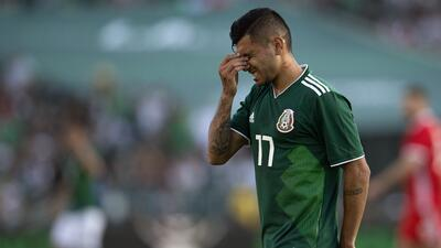 Calificamos uno a uno a los seleccionados de México ante Gales