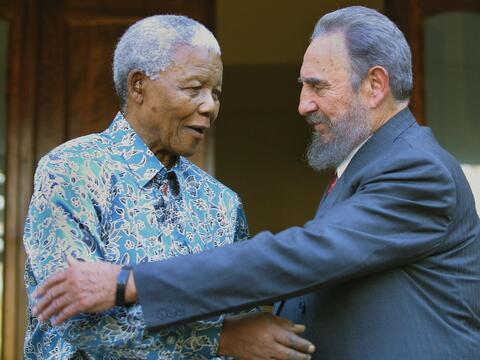 Castro Mandela
