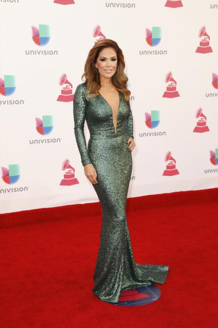 Karla Martínez, Latin Grammy 2016