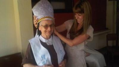 'Aquí y Ahora' habló con las monjas sobre los temas místicos y mundanos.