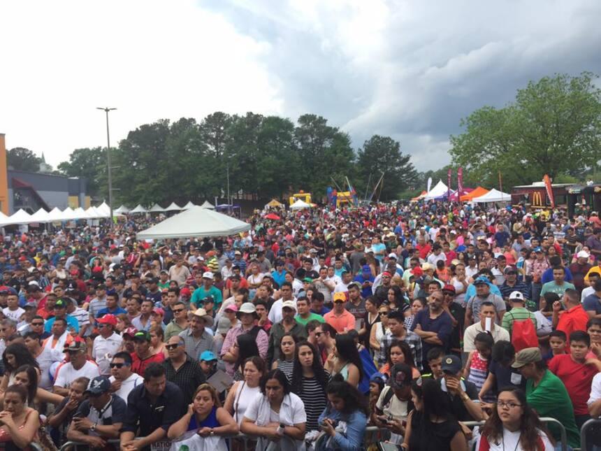 5 de Mayo en Atlanta 2016