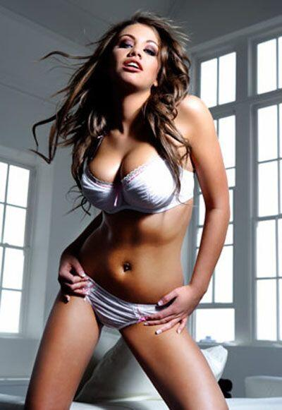 Emma es una bella modelo inglesa fanática de la Premier League y del Man...