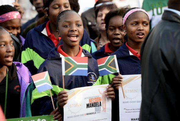 Nueve de cada diez jóvenes de este país de 50 millones de...