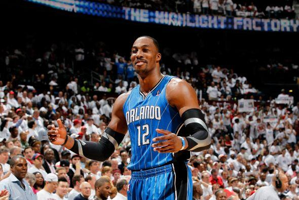 19. DWIGHT HOWARD- El central del Orlando Magic también es digno de entr...