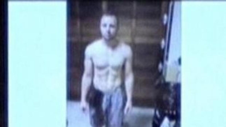 Las fotos que han sido filtradas donde se ve Oscar Pistorius con sangre....