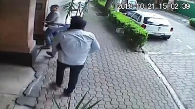 En video: Así fue el violento tiroteo dentro de la residencia del cardenal Norberto Rivera en México