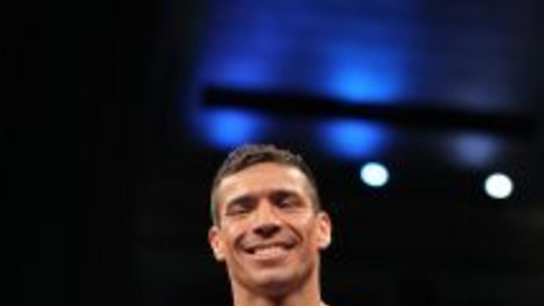Sergio 'Maravilla' Martínez será operado el 12 de noviembre en Madrid.
