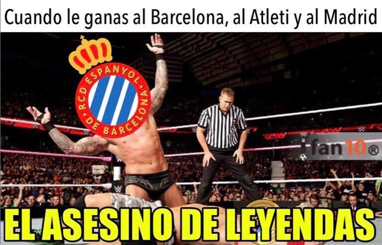 El Espanyol le ganó al Real Madrid y los memes no lo pueden creer 285771...