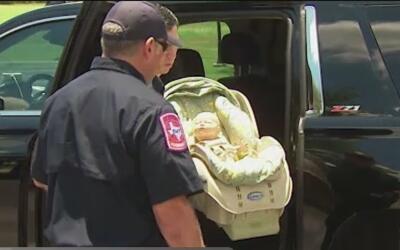 Alertan sobre el aumento de muertes de niños dentro de autos debido a la...