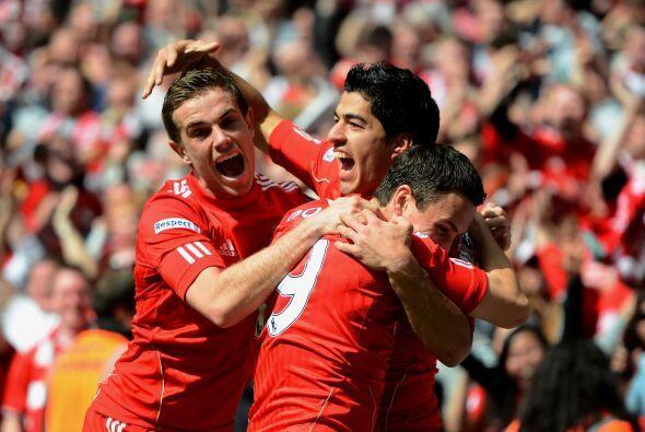 El factor anímico estaba en favor de los 'Reds'. Era ahora en nunca.