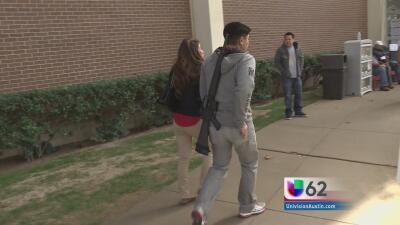 Armas llegarían a universidades texanas