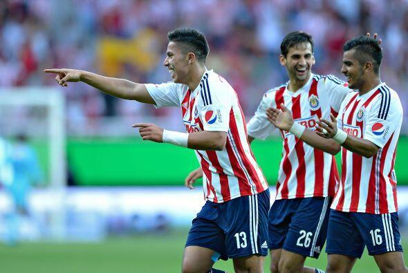 A nivel colectivo destaca que Chivas ha podido contar con plantel comple...