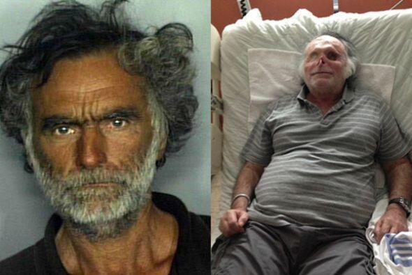 Ronald Poppo, el hombre sin hogar de Florida que ganó notoriedad...