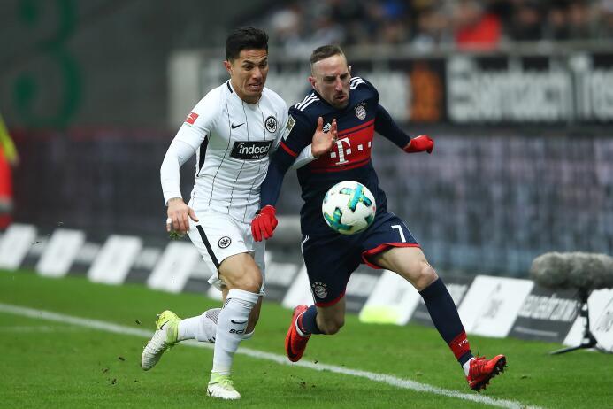 Sábado 16 de diciembre / 9:30 a.m. / Eintracht Frankfurt Vs. Schalke 04:...