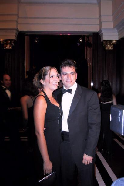 Pero antes de la boda que acaparó la atención de todos (Salinas se casó...