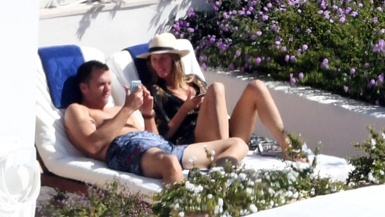 Tom Brady desnudo