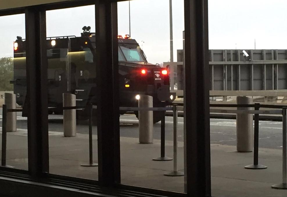 La protección se extiende al aeropuerto de Newark, en Nueva Jersey.