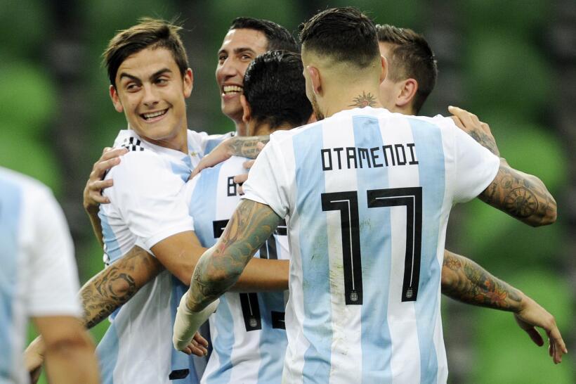 Argentina extrañó a Messi y sufrió un duro golpe ante Nigeria ap-1731865...