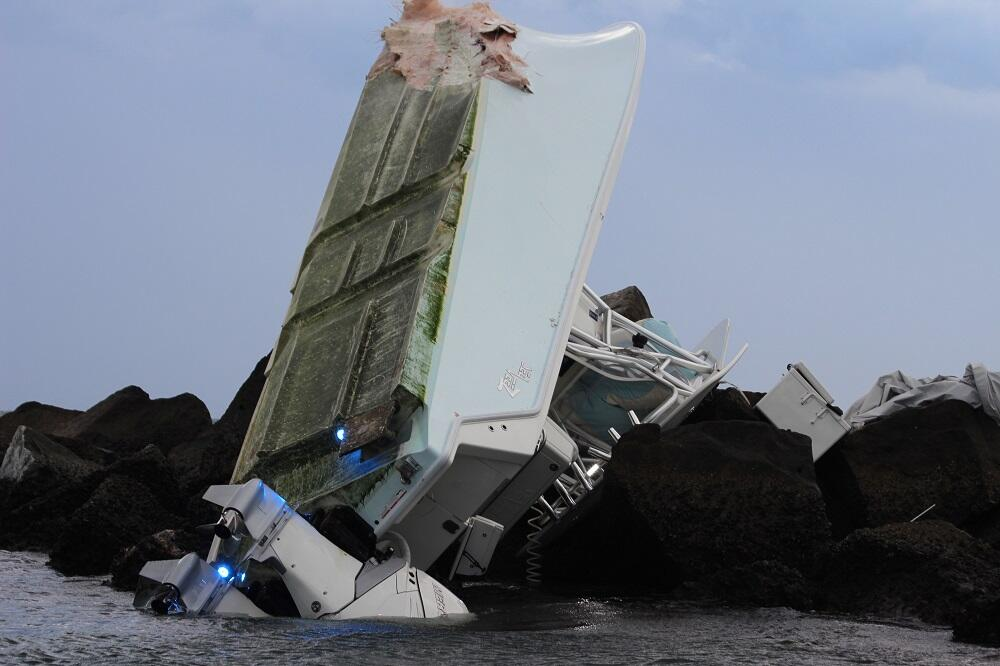 In photos: the investigation into the boating accident that killed Miami...