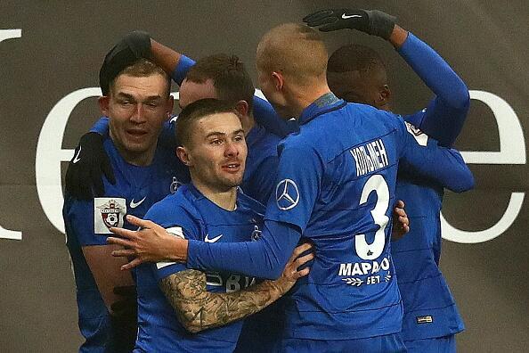 El Dinamo Moscú es el club elegido para que sus jugadores sean 'sparring...