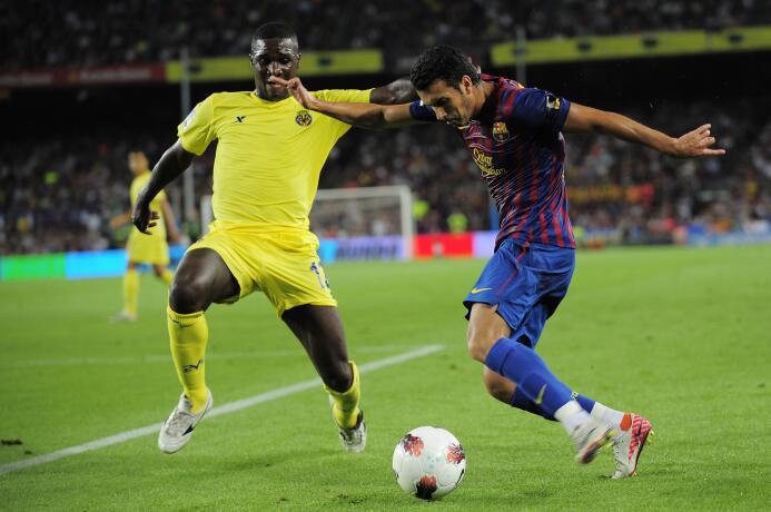 En el 2011 llegó Cristian Zapata al Villarreal desde el Udinese. Fueron...
