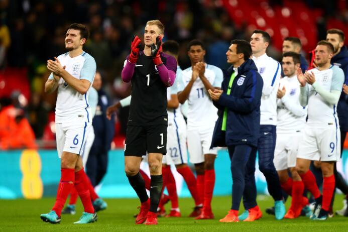 15. Inglaterra (UEFA) - 1,047 puntos