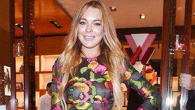 ¡Lindsay Lohan ya quiere ser mamá!