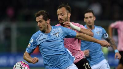 Lazio 3-0 Palermo: Inzaghi debuta con el pie derecho con Lazio