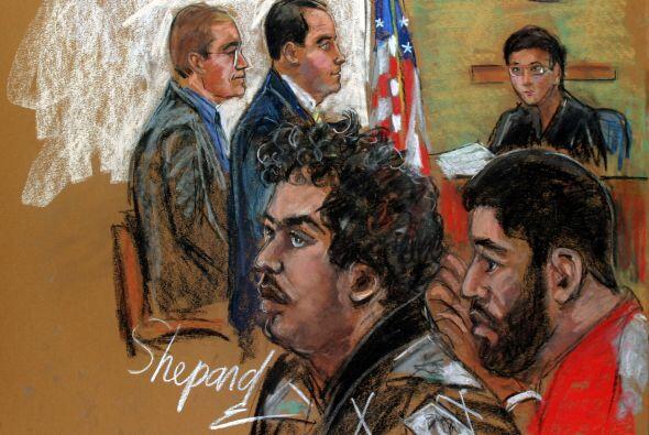 Agosto de 2004  James Elshafay y Shahawar Martin Siraj fueron arrestados...
