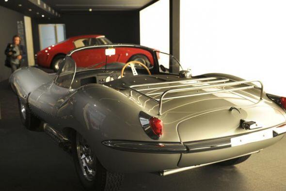 Jaguar XKSS 1958.
