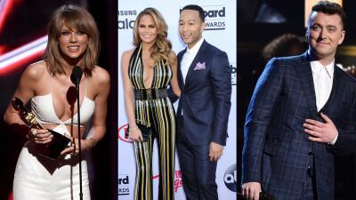 Ganadores Premios Billboard 2015