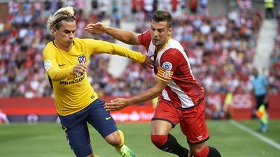 Atletico de Madrid vs Girona FC
