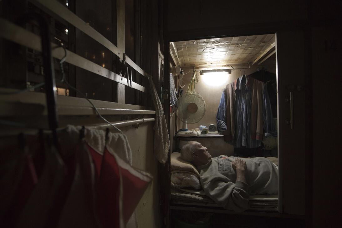 En fotos vivir en una casa ata d 39 la alternativa de los - Apartamentos en hong kong ...
