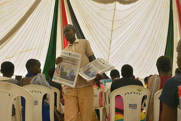 El viaje del mandatario al país africano ha acaparado los titulares.