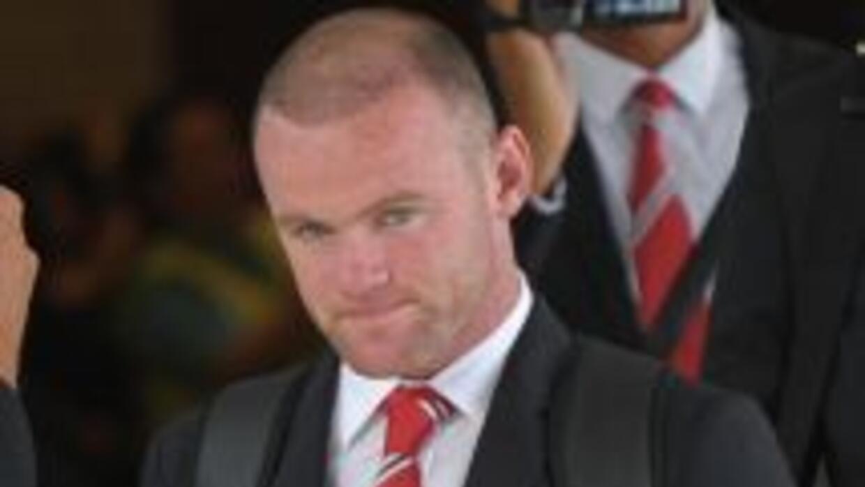 El delantero inglés estará al menos un mes de baja con el United.