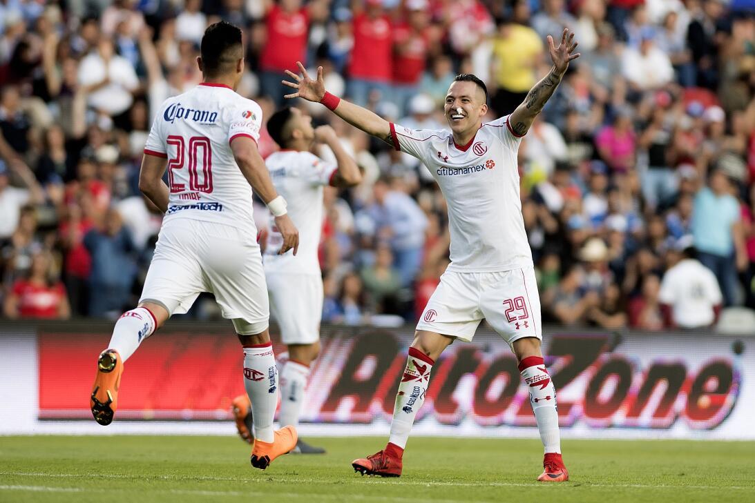 En fotos: Así queda la tabla general del Clausura 2018 tras 9 jornadas 1...
