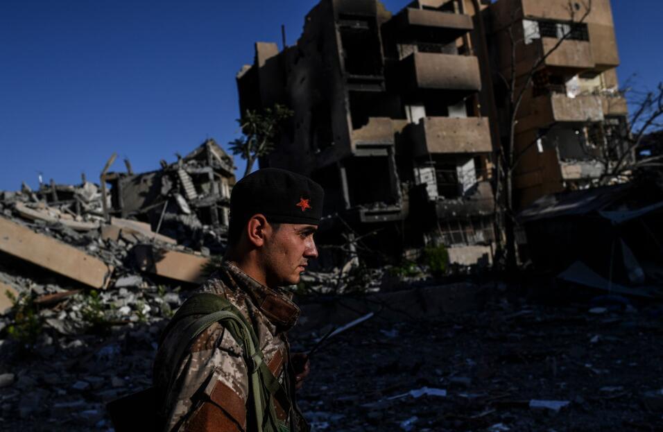 Liberación de Raqqa