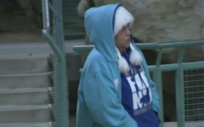 La ola de frío invernal se adelantó en el sur de California