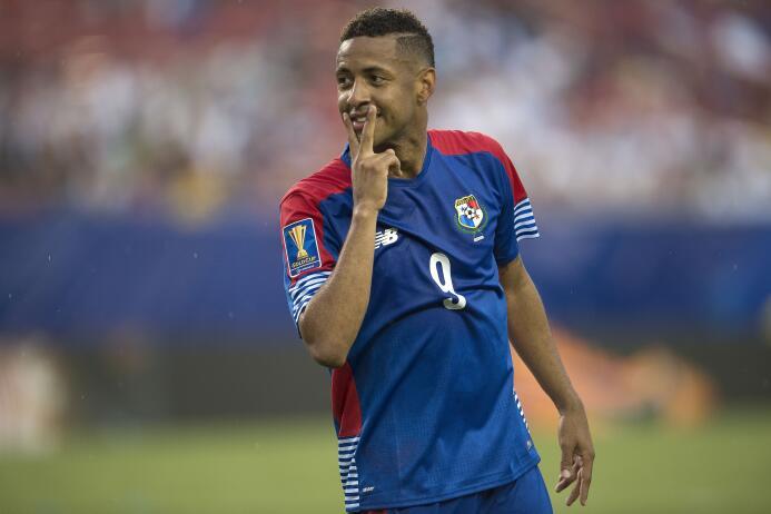 Gabriel Torres (Panamá): 2 goles