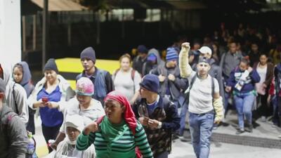 Al menos 1,200 inmigrantes centroamericanos habrían tramitado permisos de trabajo en México