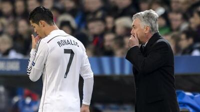 El técnico del Real Madrid ve en estado óptimo al crack de Madeira.