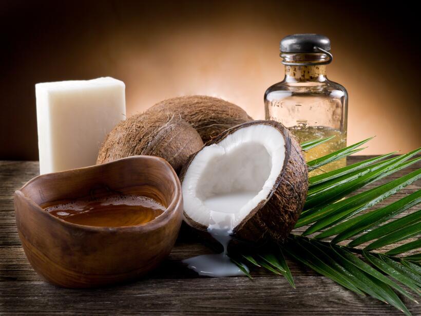 salud coco aceite
