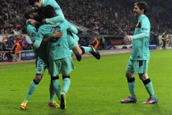 Barcelona volvió a festejar, ganó de visitante y espera la revancha con...