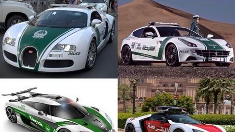 Aparentemente las fuerzas policiacas de las dos ciudades más impo...