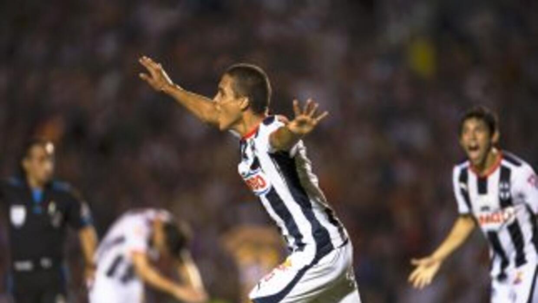 Monterrey derrotó a San Luis en la Copa MX.