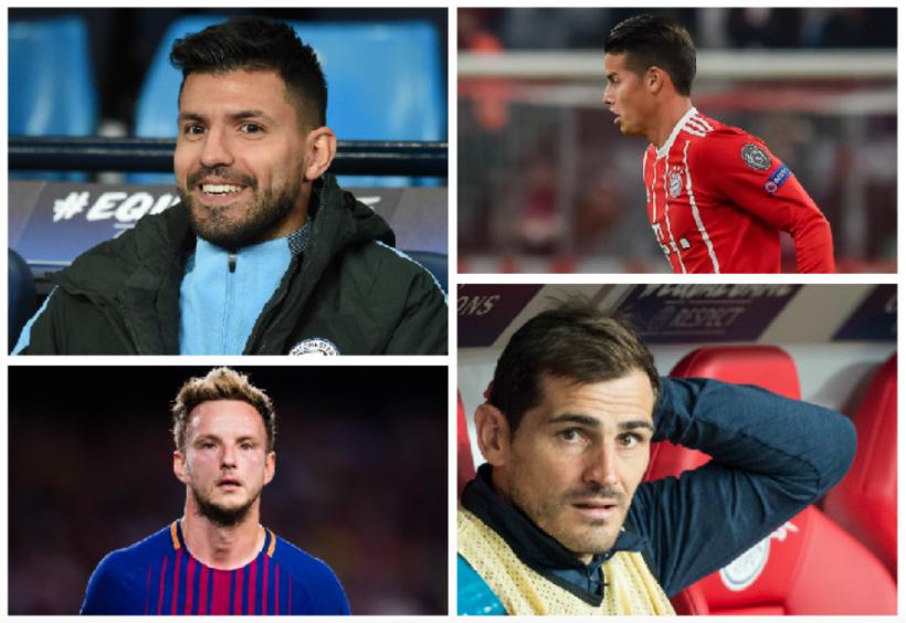 En la última jornada de la Champions League varios equipos se die...