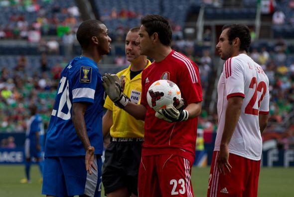 Por último, pero no menos destacada, el mexicano Moisés Muñoz dejó en cl...