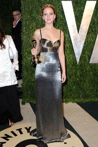 Jennifer Lawrence es una mujer de la que no se dejó de hablar est...
